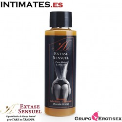 Chocolat-Orange 100 ml · Massage Lubricant · Extase Sensuel
