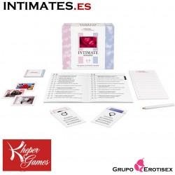 Encuentros íntimos · El juego de las recompensas · Kheper Games