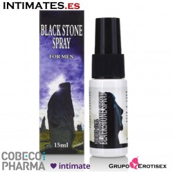 Black Stone · Spray retardante 15ml · Cobeco