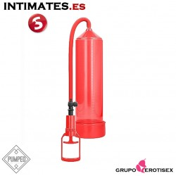 Comfort Beginner Pump - Red · Pumped
