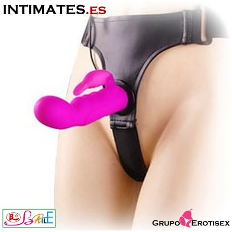 "Ultra Harness · Double Vibration · Baile, que puedes adquirir en intimates.es ""Tu Personal Shopper Erótico Online"""