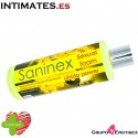 Libido power Sexual foam · Gel de baño · Saninex