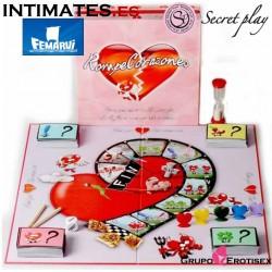 Rompecorazones · Juego de  pareja · Secret Play