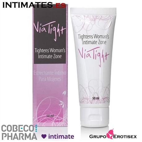 """ViaTight · Gel reforzante de la vagina · Cobeco, que puedes adquirir en intimates.es """"Tu Personal Shopper Erótico Online"""""""