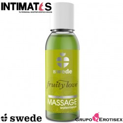 Fruity Love™ Massage watermelon · Aceite efecto calor · Swede