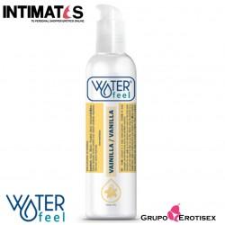Vainilla 150ml · Lubricante a base de agua · Waterfeel®