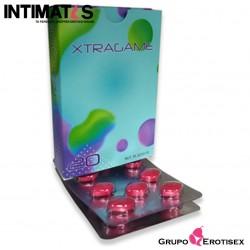 Xtragame · Comprimidos vigorizantes  y retardantes · 20uds.