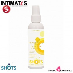Fragrance Toy Cleaner 100ml - Citron · Shots Lubs & Liquids