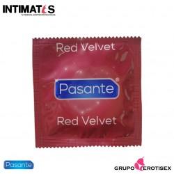 Red Velvet · 144 Preservativos · Pasante
