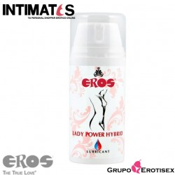 Lady Power Hybrid · Lubricante · Eros