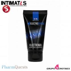 Electrogel 50ml  · Para mejorar tus juegos E-Stim · PharmQuest