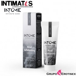 Anal Whitening · Crema blanqueadora 30 ml · Intome