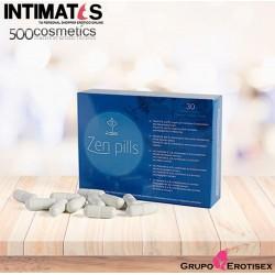 Zen Pills · Cápsulas relajantes · 500Cosmetics