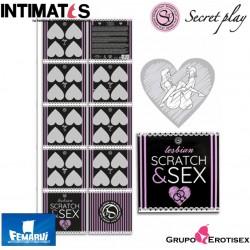 Scratch & Sex · Juegos de parejas lesbicas · Secret Play