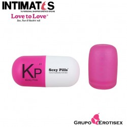 Sexy Pills Kinky Pink · Masturbador ♂· Love to Love