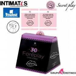 ···30 day ··· Foreplay Challenge · Juego en el que redescubrirás el mundo del sexo · secret Play