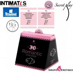 ···30 day ··· Romantic Challenge · Juego en el que redescubrirás el mundo del sexo · secret Play