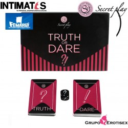 Truth or Dare · Juego de la verdad o reto · Secret Play
