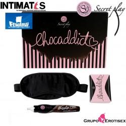 Chocaddict · Sensual juego de parejas · Secret Play