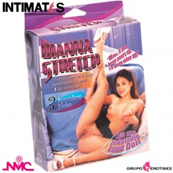 Dianna Stretch · Muñeca hinchable · Nanma