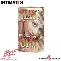 Stay Up!! 40ml · Crema retardante · Ruf