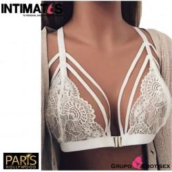 R80546 PH · Sujetador blanco · Paris Hollywood