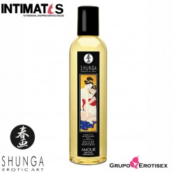 Amour · Aceite de masaje erótico · Shunga