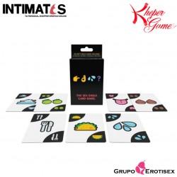 DTF · juego de cartas emojis · Kheper Games