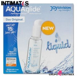 AQUAglide Liquid · Lubricante a base de agua 3ml · JoyDivision