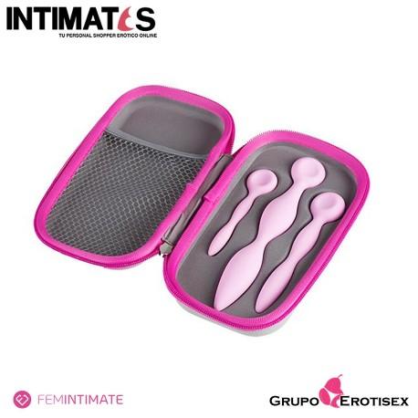 Intimrelax · Dilatador progresivo del conducto vaginal · Femintimate