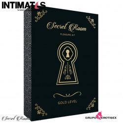 Gold Level · Kit de pasión · Secret Room