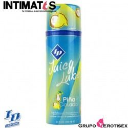 Juicy Lube 105 ml · Lubricante sabor a piña colada · ID Lube