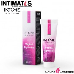 Vaginal Tightening · Gel estrechamiento de los músculos vaginales  30 ml · Intome