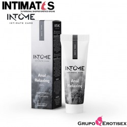 Anal Relaxing · Gel relajante anal 30 ml · Intome