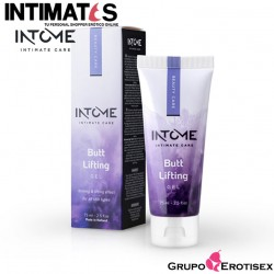 Butt Lifting · Gel reafirmante gluteos 30 ml · Intome