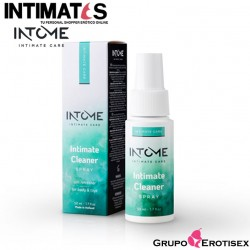 Intimate Cleaner · Spray Higiene Íntima 50 ml · Intome