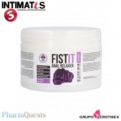 Fist-it Anal Relaxer 500ml · Lubricante base agua · PharmQuest