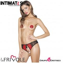 No. 4845 Open crotch panties · Le Frivole