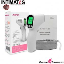 Termómetro infrarrojo digital sin contacto · Jumper Medical