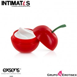 Crazy Love Cherry · Crema para pezones besable 8ml. · Exsens