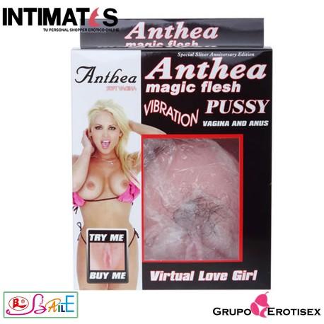 """Anthea · Vagina y ano masturbador · Baile, que puedes adquirir en intimates.es """"Tu Personal Shopper Erótico Online"""""""