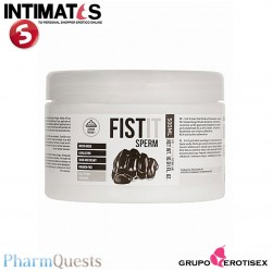 Fist-it Anal Sperm 500ml · Lubricante base agua · PharmQuest