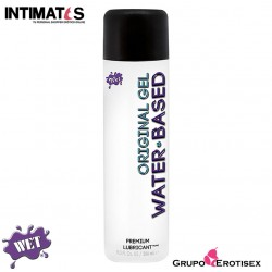 Original 266 ml · Lubricante a base de agua · Wet