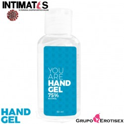 Gel Hidroalcohólico - 50 ml · Hand Gel
