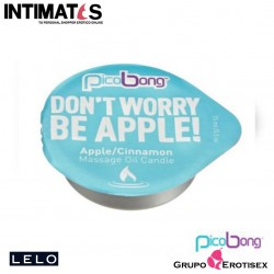 Don't Worry Be Apple! · Massage Oil Candle · Picobong