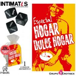 Hogar Dulce Hogar · Especial Bolsa Organza · Inedit