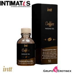 Coffee · Gel besable sabor café 30 ml · Intt