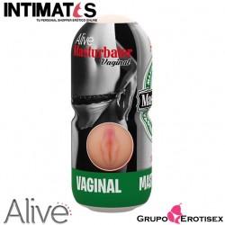 Super Realistic Masturbator · Vaginal penetration experience · Alive