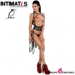 Scarlett · Vestido largo con correas · Me-Seduce