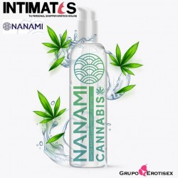 Cannabi 150ml · Lubricante a base de agua · Nanami